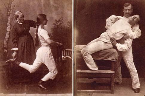 Manipulacje wykonywane na pacjencie.